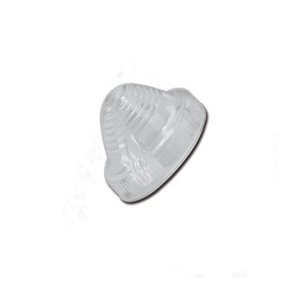 Cabochon clignotant AM AV ou AR Blanc mehari mehari 4x4 2cv 2cv 6 2cv fourgonnette
