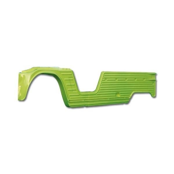 PANNEAU LATERAL G VERT TIBESTY 3.5mm anti uv mehari