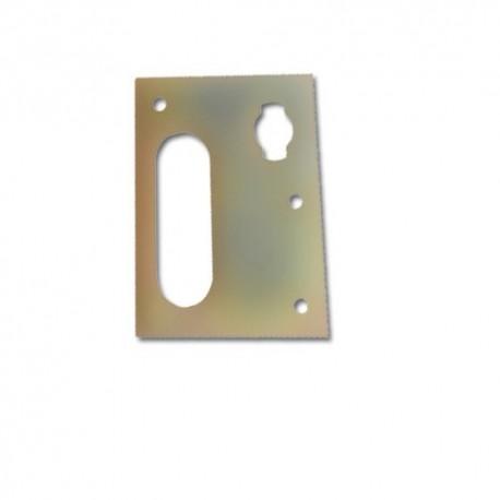 Plaque support de cable accélérateur AV adaptable mehari mehari 4x4 2cv 2cv 6 2cv fourgonnette
