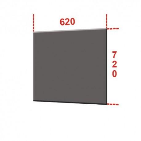 Mousse dossier x1 pour siège indépendant 2cv 2cv 6 2cv fourgonnette dyane dyane 6 acadiane
