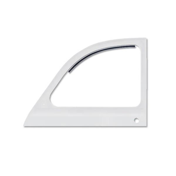 Profilé d'étanchéité de vitre supérieure AV fixe 2cv 2cv 6 2cv fourgonnette