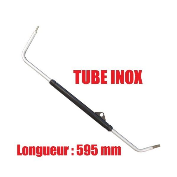 levier de vitesse mehari tube inox