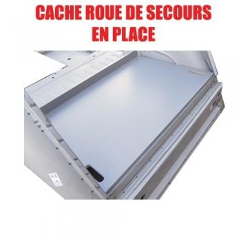 PLANCHER DE COFFRE CACHE ROUE DE SECOURS 2CV