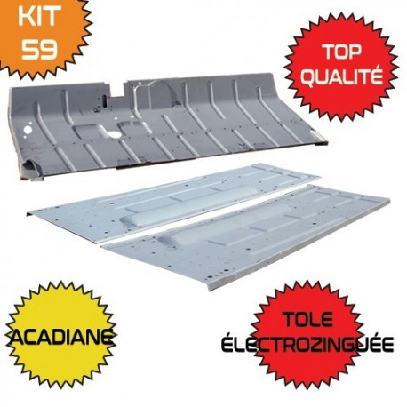 KIT PLANCHERS COMPLET ACADIANE