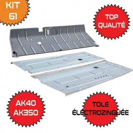 KIT PLANCHERS  COMPLET AK 400 AK 350