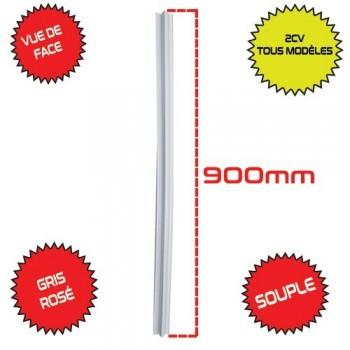 PROFILE G/D ETANCHEITE PORTE GRIS 2CV LONGUEUR 900mm