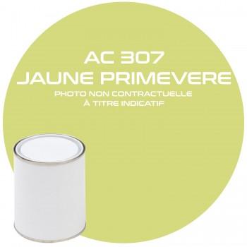 PEINTURE AC 321 JAUNE PRIMEVERE ANNEE 72  1KG