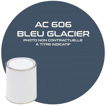 PEINTURE AC 606 BLEU GLACIER ANNEE 60.61.62. 1KG