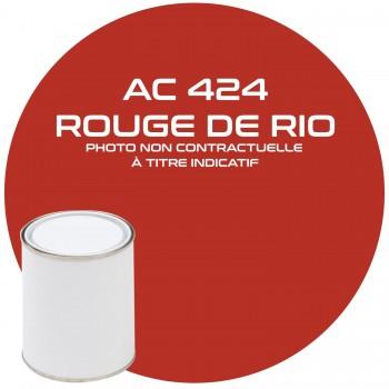 PEINTURE AC 424 ROUGE DE RIO ANNEE 72.73.74.75  1KG
