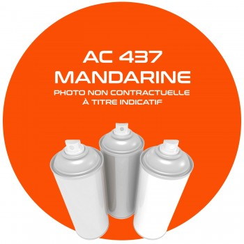 AEROSOL MANDARINE.11132. AC 437 ANNEE 79.80 400 ML