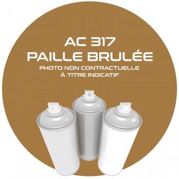 AEROSOL PAILLE BRULEE AC 317 ANNEE 70 400 ML