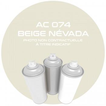 AEROSOL BEIGE NEVADA AC 074 ANNEE 79.80.81 400 ML