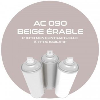 AEROSOL BEIGE ERABLE AC090 ANNEE 70.71. . 400 ML