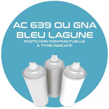 AEROSOL BLEU LAGUNE AC 639 OU GNA ANNEE 74.82.83.400 ML