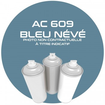 AEROSOL BLEU NEVE AC 609 ANNEE 69. 400 ML