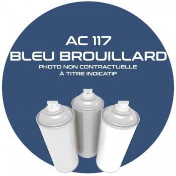 AEROSOL BLEU BROUILLARD.15438. AC 117 ANNEE 66.400 ML