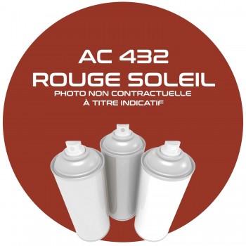 AEROSOL ROUGE SOLEIL AC 432 ANNEE 77.400 ML