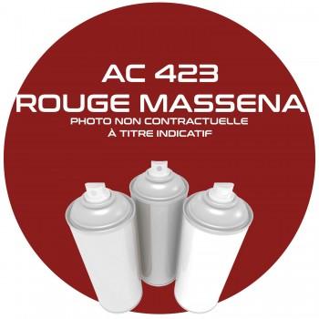 AEROSOL ROUGE MASSENA AC 423 ANNEE 71.400 ML