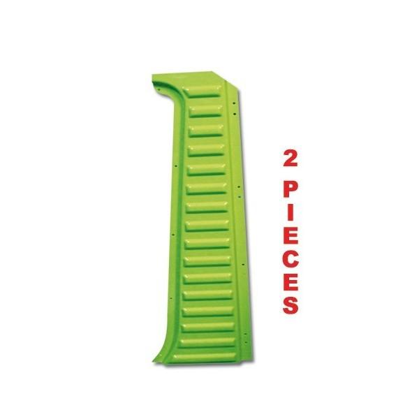 MONTANT NU G VERT TIBESTY 3.5mm anti uv mehari
