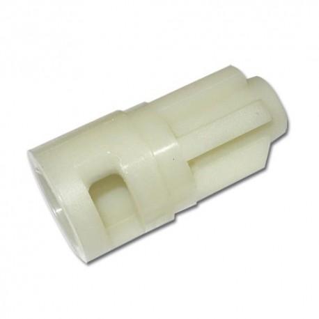 GUIDE PLASTIQUE DU CABLE DE COMPTEUR mehari 2cv 2cv 6 2cv fourgonnette dyane dyane 6 acadiane ami 6 ami 8