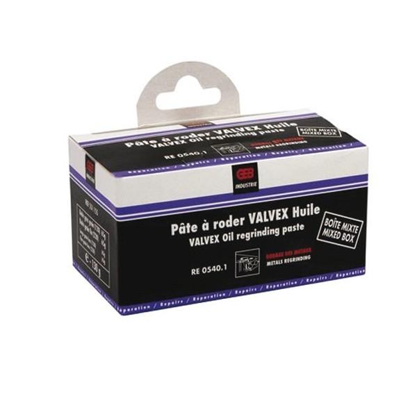 KIT DE PATES A RODER (2 boîtes, gros grain et grain fin) 2 X 65gr 2cv mehari dyane ami