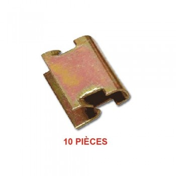 AGRAFES PINCES X10 PIECES POUR REF 1093 2cv