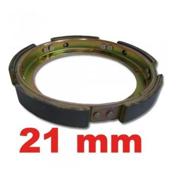 Couronne d'embrayage centrifuge 21 mm , 2cv 2cv fourgonnette dyane