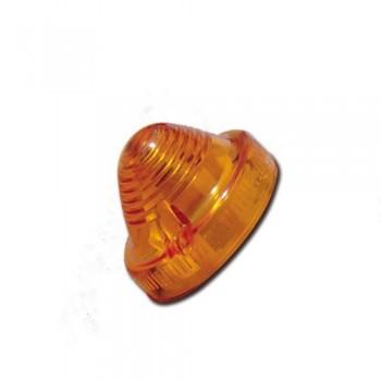 Cabochon de clignotant rond mehari 2cv 2cv 6 2cv fourgonnette